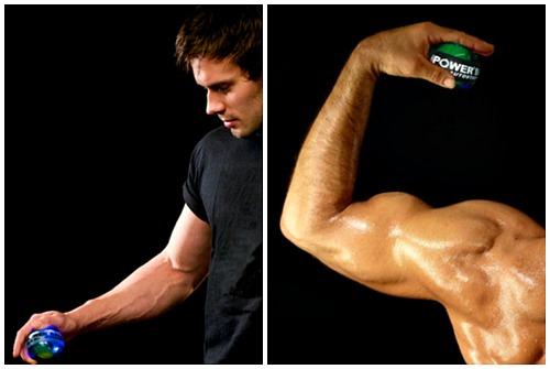 от разминки до силовых упражнений