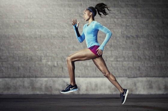 Бег- одно из главных динамических упражнений