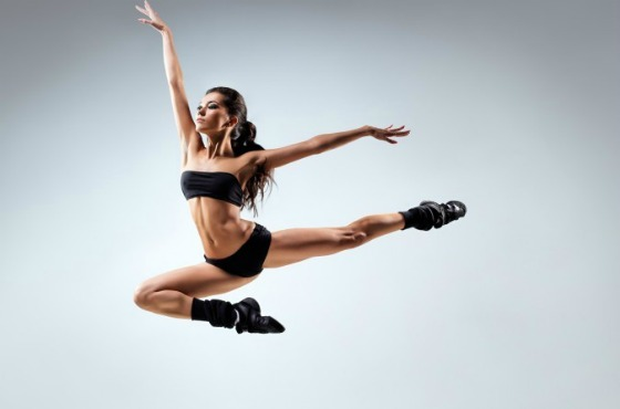 легкость и тонус мышц