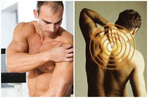 Растяжение плеча и спины