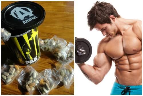 витамины для атлетов