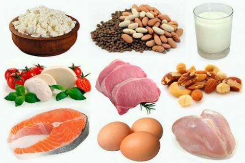 Пища для тяжелоатлета