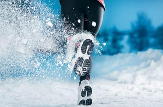 кроссовки для бега зимой