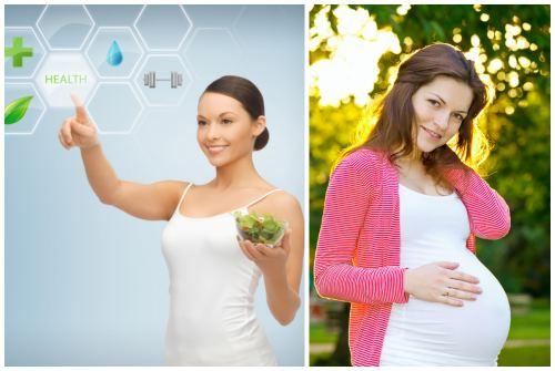 здоровье беременных