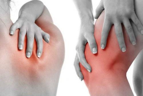 При каких болезнях болят суставы