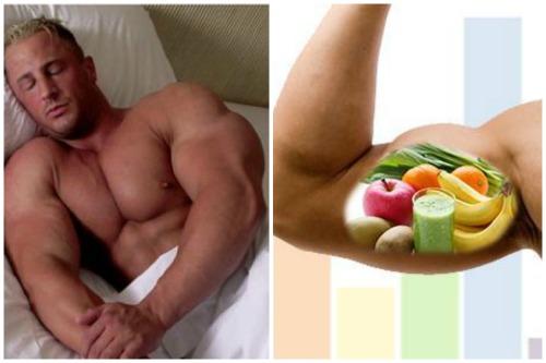 Здоровый сон и правильное питание - ключевые составляющие