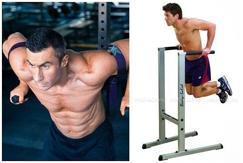 увеличение массы мускулов