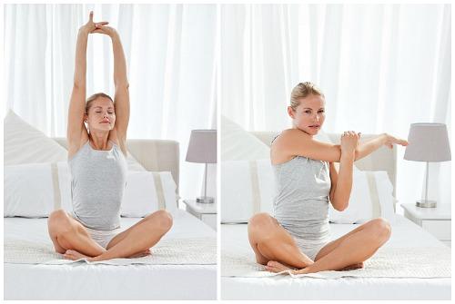 простые занятия для здоровья