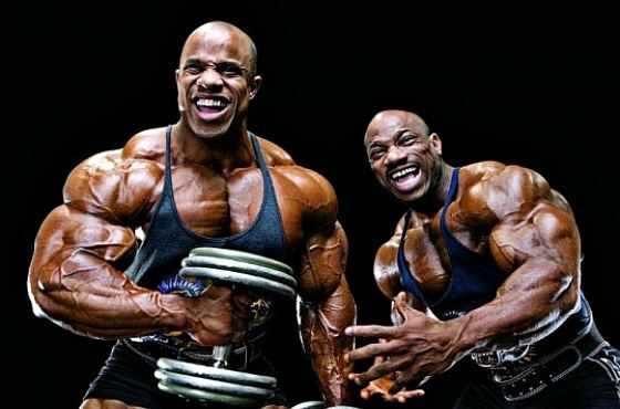 Рост мышц от стероидов