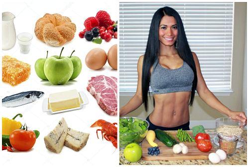 Продукты Для Похудения Сушки Тела. Какие продукты можно есть при сушке тела и какие нельзя