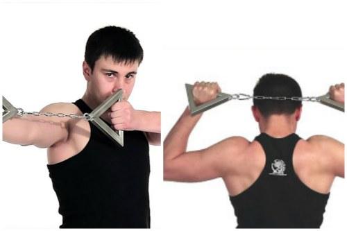 Упражнения на спину, груди, руки и на трицепсы