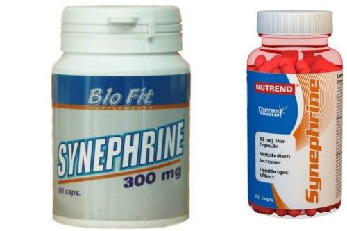 Bio fit и Nutrend