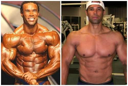 уменьшение мускулов
