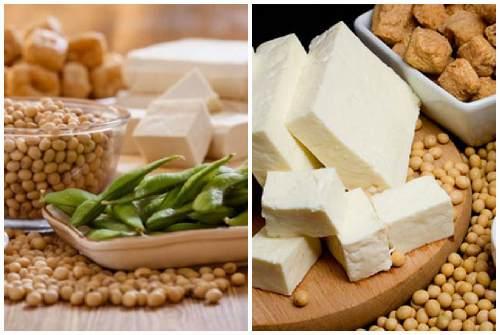 фасоль и сыр
