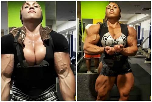 грудь и мускулы