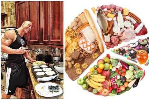 пища для мужской силы