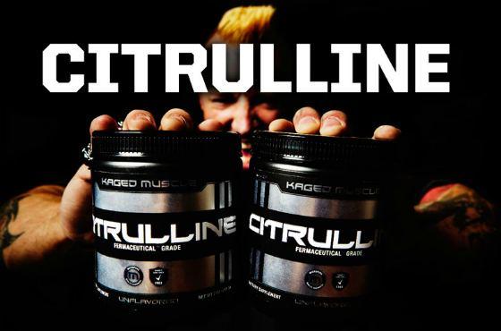 Как пить цитруллин малат
