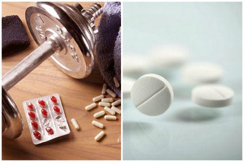 спортивный препарат