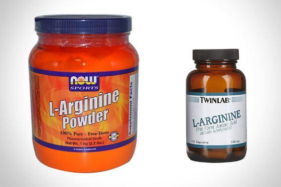 Зачем нужен аргинин