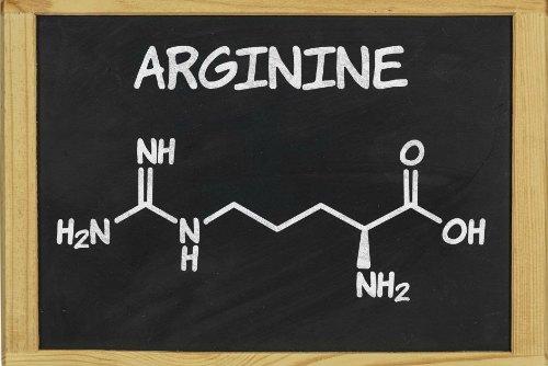 Формула аргинина
