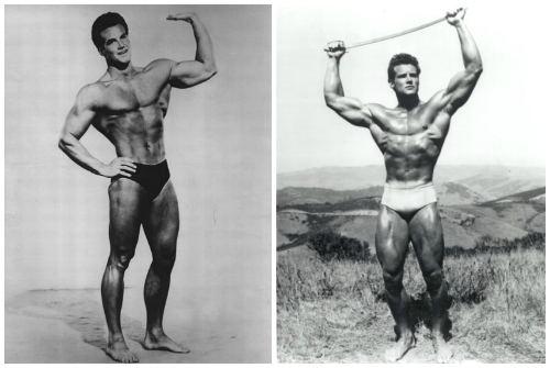 фигура без стероидов