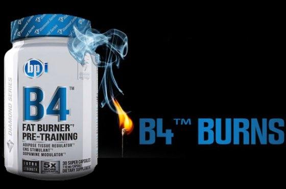 жиросжигатель B4 от BPI Sports