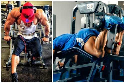 для разных групп мышц