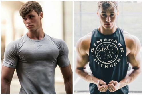 развитые мускулы