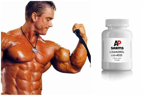 SARMs Ligandrol