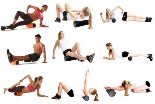 массирование мышц