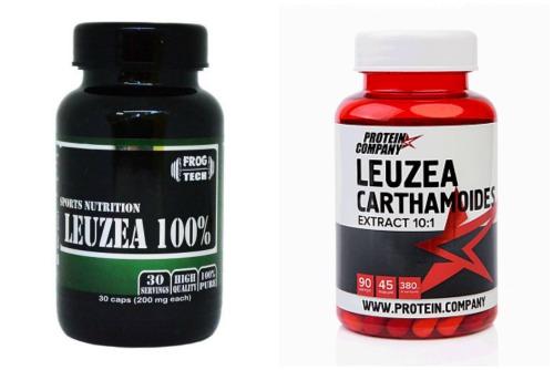 препараты с левзеей