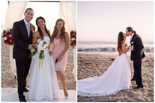 Свадьба в Малибу