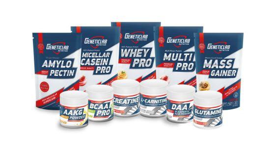 Спортивное питание Geneticlab Nutrition