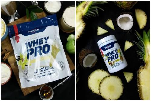 Сывороточные протеины Whey PRO