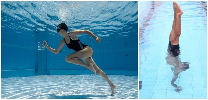 Aqua Step и Aqua Yoga