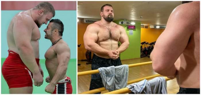 Самый сильный человек мира Кирилл Сарычев