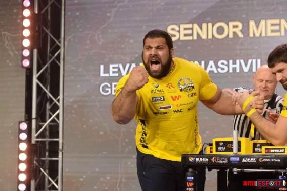 Леван Сагинашвили