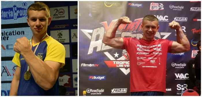 Восьмикратный чемпион мира по армрестлингу Олег Жох