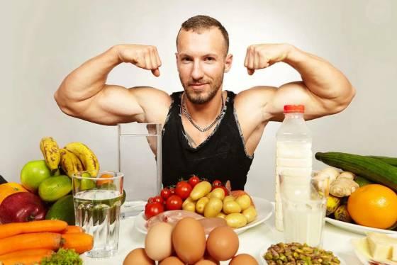 Витамины для роста мышц