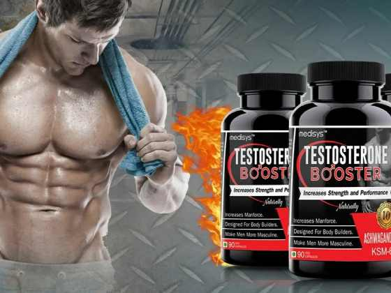 Бустеры тестостерона