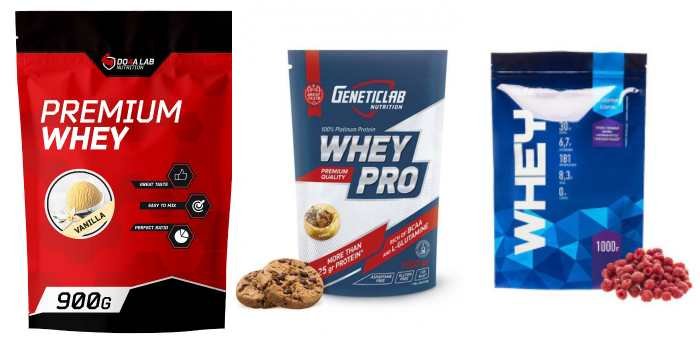 Лучший отечественный протеин